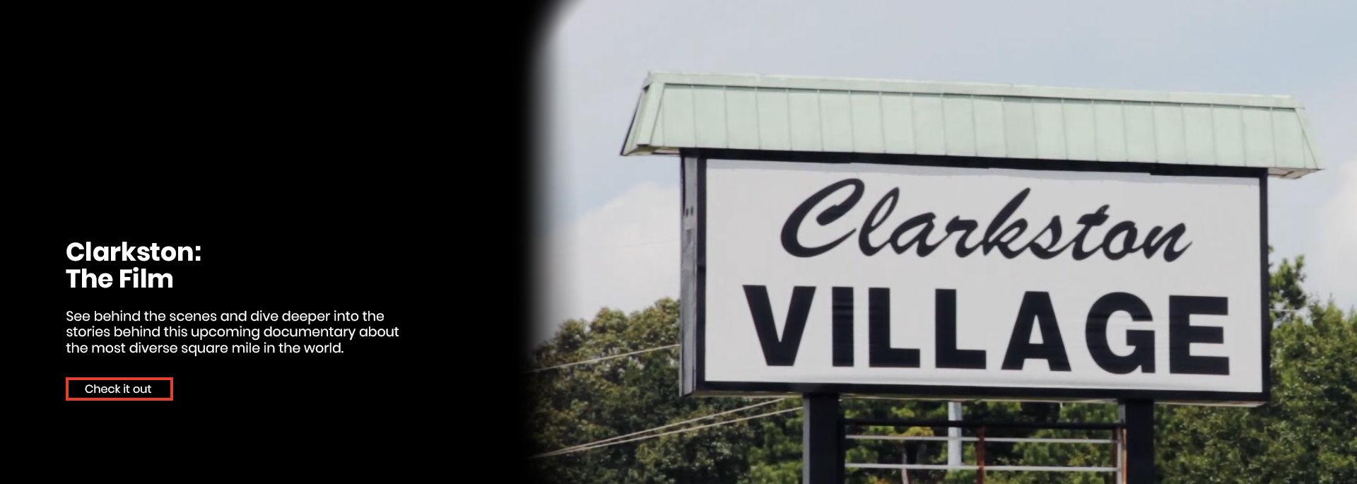 Clarkston Banner