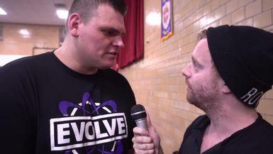 EVOLVE-ing: Chatting with International Wrestling Sensation WALTER