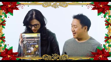 Bevin and Ming's Holiday Geek Gift Guide: Blue Juice Comics Edition