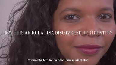 ¡REPRESENTA! | Episode 3 | How this Afro-Latina discovered her identity