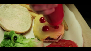 A CMF Short Film: My Ketchup Smile