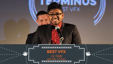 Terminus Award Winners 2018