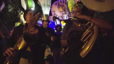 Chantelle Rytter, Atlanta BeltLine Lantern Parade | A Local's Guide to Atlanta