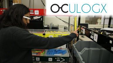 Oculogx Improves Warehousing with Augmented Reality