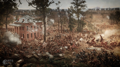 Cyclorama: Meet the Past at Atlanta History Center