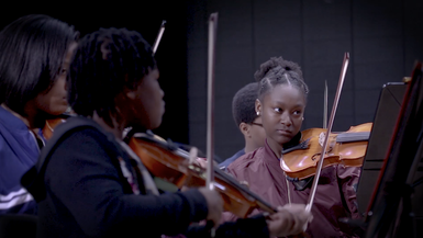 The Luminary Award for Arts Education: Dantes Rameau, Atlanta Music Project