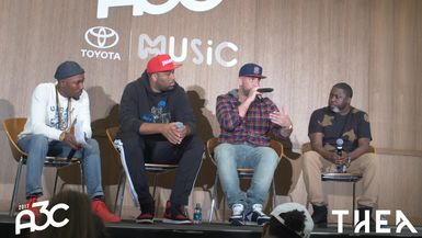 A3C Conference - Full Interview with DJ Drama & Don Cannon