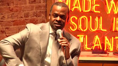 On Doers / Mayor Kasim Reed
