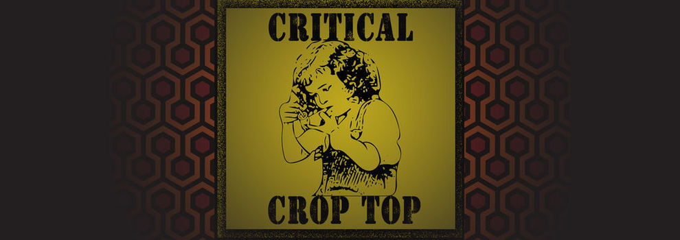 Critical Crop Top  channel