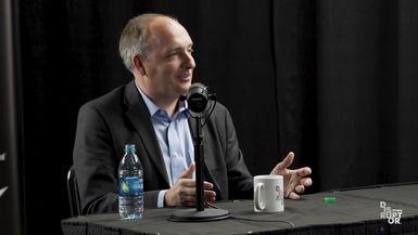 The Disruptor Studio with Darren Eales of Atlanta United FC on Leadership Advice