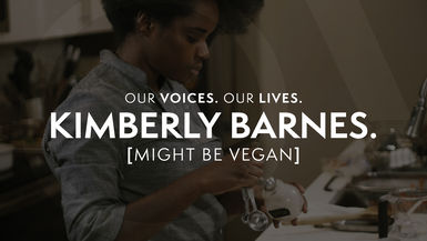 Our Voices. Our Lives. presents KIMBERLY BARNES.