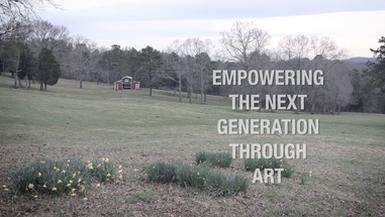 Empowering the Next Generation Through Art