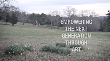 Empowering the Next Generation Through Art