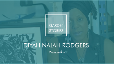 Garden Stories: Diyah Najah Rodgers